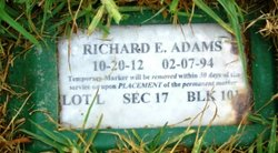 Richard E. Adams