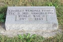Sgt Charles Wendall Fisher