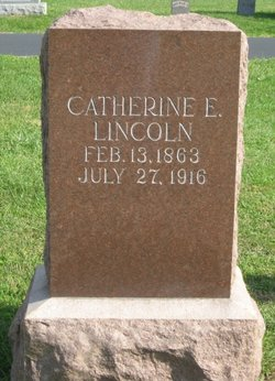 Catherine Edith Lincoln
