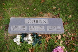 Ellogene Marie <I>Cole</I> Corns