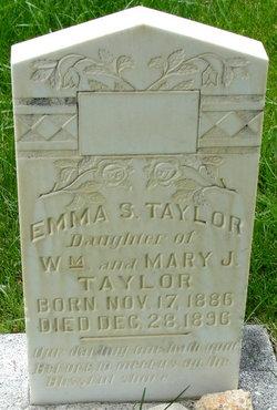 Emma S Taylor