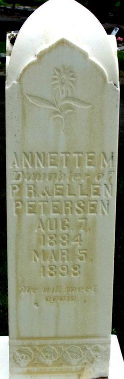 Annetta Mary Petersen