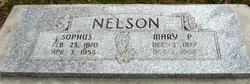 Mary Elizabeth <I>Petty</I> Nelson