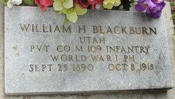 William Hix Blackburn