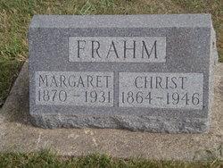"Christian ""Christ"" Frahm"