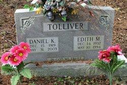Edith Mae <I>Yearian</I> Tolliver
