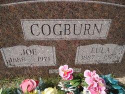 """Lula Delila """"Liley"""" <I>Hill</I> Cogburn"""