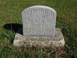 Raymond H. Crowell
