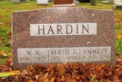 William Alfred Hardin