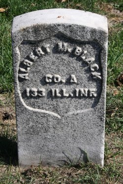 Pvt Albert M. Black
