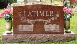Ivalena <I>Earle</I> Latimer