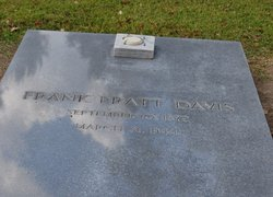 Frank Pratt Davis