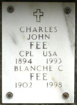 Charles John Fee