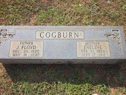 Elizabeth Eveline <I>Fields</I> Cogburn