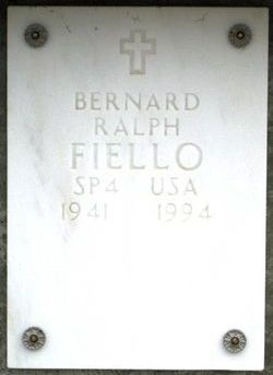 Bernard Ralph Fiello