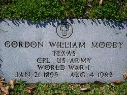 Gordon William Moody