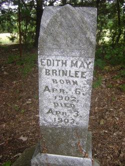 Edith May Brinlee