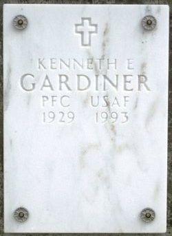 Kenneth E Gardiner