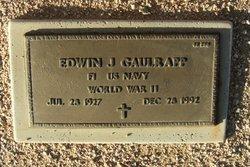 Edwin Joseph Gaulrapp