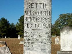 """Eunice Elizabeth """"Bettie"""" <I>Keyes</I> Ainsworth"""