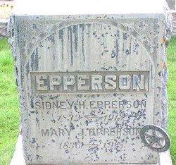 Sidney Harmon Epperson