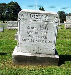 George Getz