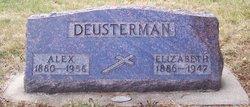 Elizabeth <I>Hennen</I> Deusterman