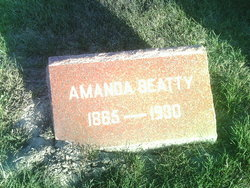 Amanda <I>Jacques</I> Beatty