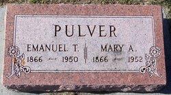 Emanuel Thomas Pulver