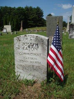 Capt Joseph Eaton