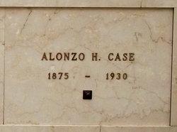 Alonzo H Case