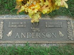 Addie Mae <I>Jackson</I> Anderson