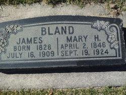 Mary <I>Hartley</I> Bland