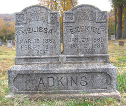 Melissa <I>Penington</I> Adkins