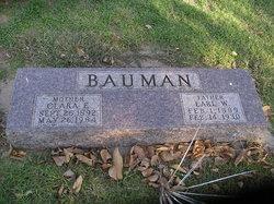 Earl W Bauman