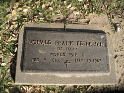 Donald F Peterman
