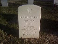 Kenneth M Silver