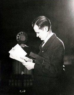 """George Dewey """"Judge"""" Hay"""