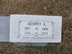 Audrey Alice <I>Walker</I> Watts