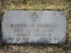 Robert D Umbrell