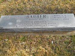 William Thomas Barber