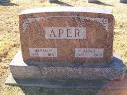 Anna Belle <I>Terrell</I> Aper