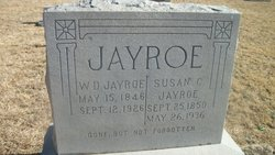 William DeKalb Jayroe