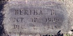 Bertha Bell <I>Shipley</I> Kauffman