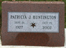 Patricia J. <I>Worthylake</I> Huntington