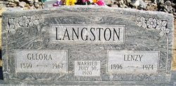 Lenzy Lee Langston