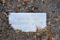 Priscilla Claggett <I>Grainger</I> Swartz