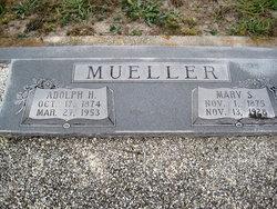 Mary <I>Stoeltje</I> Mueller
