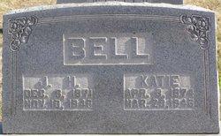 "Norah Katherine ""Katie"" <I>Coons</I> Bell"