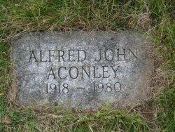 Alfred John Aconley